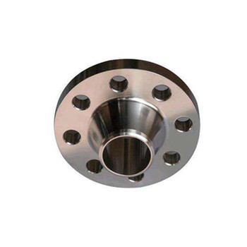 Galvanized Blind Bl Flange A105 Carbon Steel Forged Flange (KT0605)