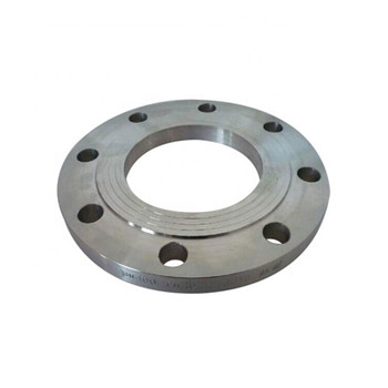 Stainless Steel Square Pipe Flange Casting Investment (JBD-A041)