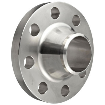 Stainless Steel ASME B16.9 Slip-on Flange Pipe Fitting Manufacturer Class 150lb-1500lb (HW-FL1003)