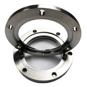 Stainless Steel Pipe Flange, Socket Weld 150# 3000# 6000# Slip on/Weld Neck/Plate Flange/Blind Flange