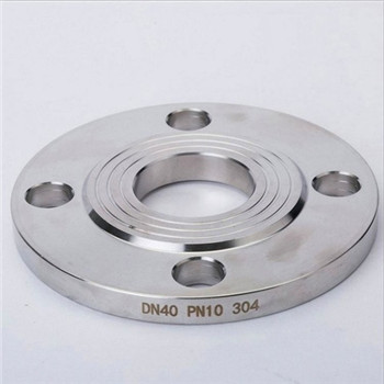 304 316L Weld Neck Reducing Stainless Steel Pipe Flange