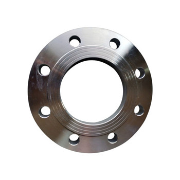 China Supplier Industrial Customized Exhaust Stainless Steel Square Flange