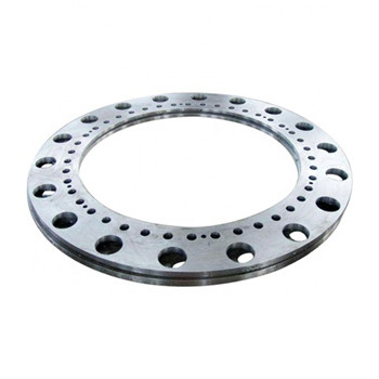 ASME/ANSI/DIN/GOST/BS En RF/FF/Rtj 150#-2500# Carbon Steel /Stainless Steel /Alloy Steel Forged Wn/So/Threaded/Plate/Socket/Blind Flange