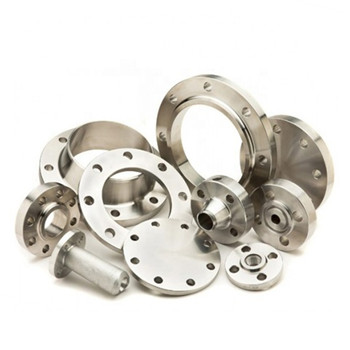 Forged Slip on Stainless Steel 304 En1092-1 Flange