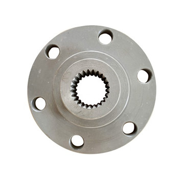 Stainless Steel Square Flanges with Oval Hole Weldable