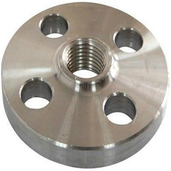 ANSI Weld Neck Reducing Stainless Steel Pipe Flanges, Forging Flange, Solid Flange