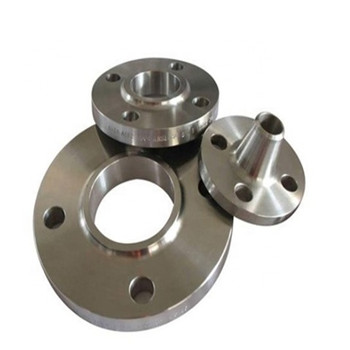 Weld Neck Plate Slip on Carbon Steel Flange