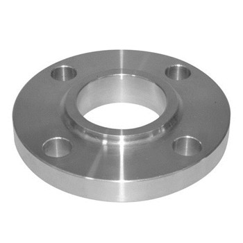 Air Duct ASTM A105 RF Galvanized Slip on Forged Steel Pipe Flange