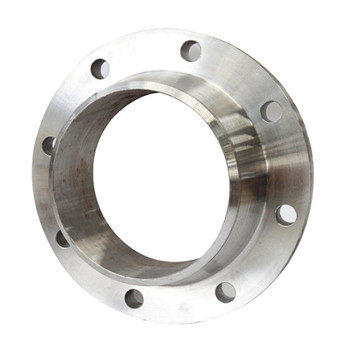 ASME B16.9 Stainless Steel Pipe Fitting A105 Forged Plate/Slip-on/Socket Weld/Blind/Flat/Weld Neck Flanges Cdfl847