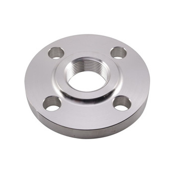 Stainless Steel Forged Flat Flange for Sanitary Forged Flange for Slip-on, Weld Neck, Thread, Blind, Socket Weld Hygienic Grade