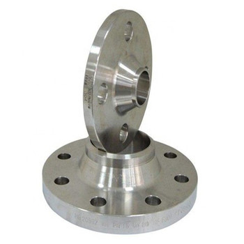 Wall Flange for Tube 40X40mm Stainless Steel Satined