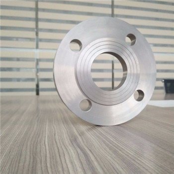 Metric Supplier Industrial Pipe Adapter Collar Forged Forging 6 Hole DIN Carbon Steel Plate Flange
