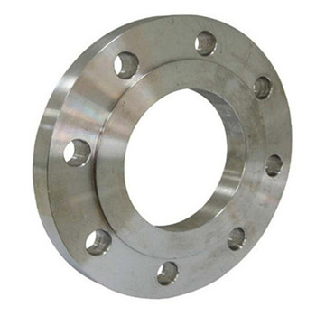 Forged Carbon Steel ANSI B16.5 A105 Wn RF Weld Neck Flange