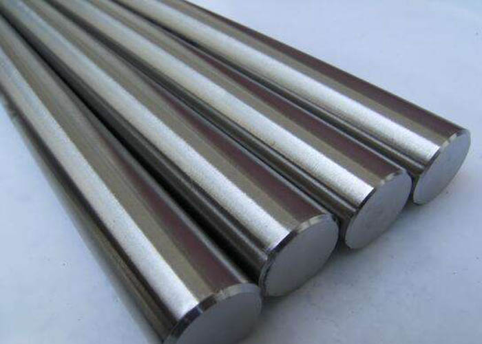 Nickel 200 Round Bar N02200 / 2.4066
