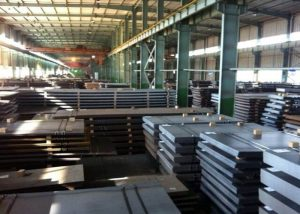 S355JR Low alloy steel plate EN10025