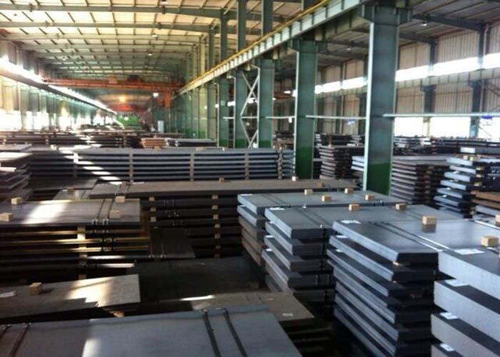 S355JR Low alloy steel plate EN10025
