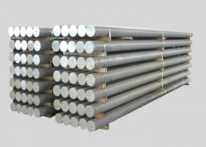 1080,2A11,3003,4A11,5754,6082,7A05 Alloy Aluminum bar