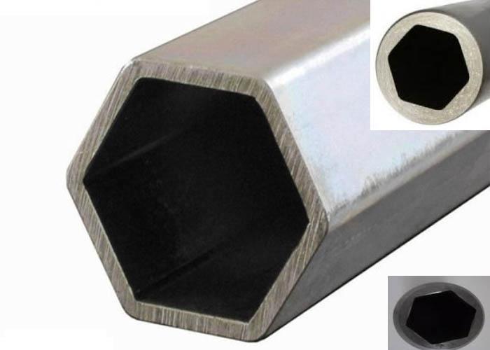 201/202/301/409L/416 Stainless Steel Hexagonal Pipe / Tube