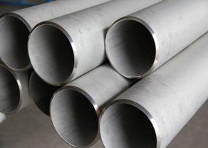 Big diameter stainless steel pipe 347/347H