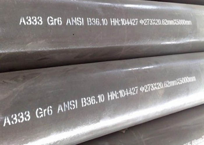 Low temperature Tube / Pipe ASTM A333