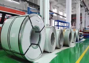 321 Stainless Steel Coil 1.4541/X6CrNiTi18-10
