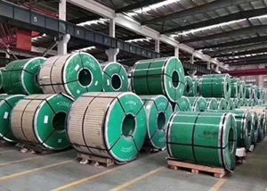 Stainless Steel Coil with ASTM JIS DIN GB