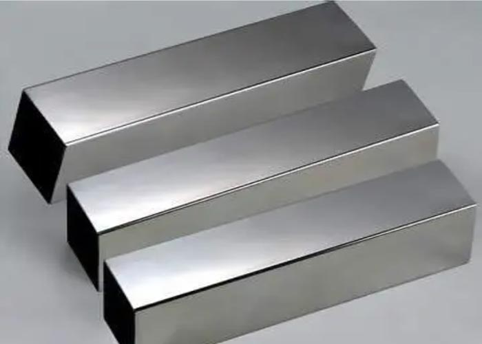 TP304/304L/316/316L STAINLESS STEEL SQUARE TUBE