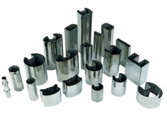 201 304 Special shape stainless steel pipe