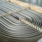 TP304 TP316 SEAMLESS WELDED STAINLESS STEEL U TUBE