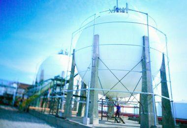 supply gas