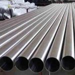 EN10312 Welded Stainless Steel Tube for drinking water